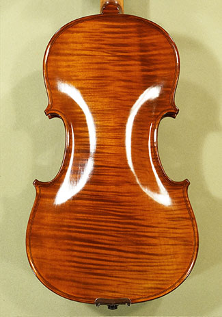 Shiny Antiqued 4/4 WORKSHOP \'GEMS 1\' One Piece Back Violin on sale