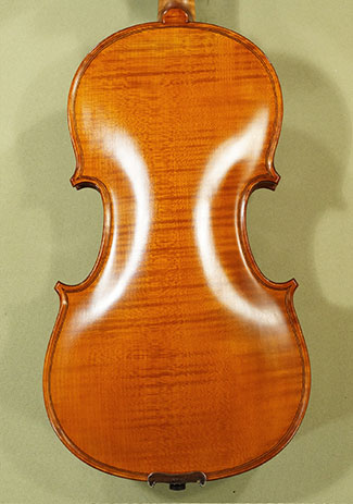 Antiqued 7/8 WORKSHOP \'GEMS 1\' One Piece Back Violin on sale