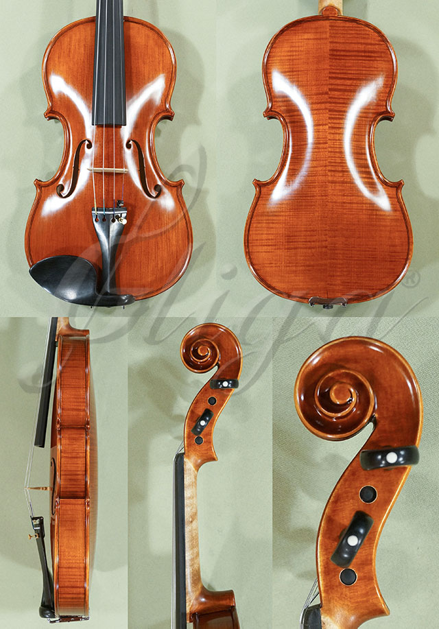 Antiqued 7/8 PROFESSIONAL 'GAMA' Violin