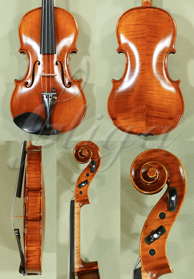"""Antiqued 15"""" PROFESSIONAL 'GAMA' Viola"""