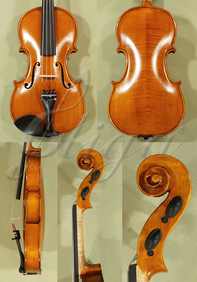 "Antiqued 14"" Student 'GEMS 2' Viola"