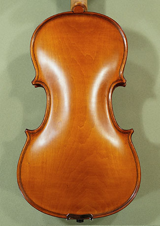 3/4 School \'GENIAL 1-Oil\' Poplar One Piece Back Violin on sale