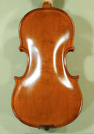Antiqued 1/4 School \'GENIAL 1-Oil Special\' Bird\'s Eye Maple One Piece Back Violin on sale