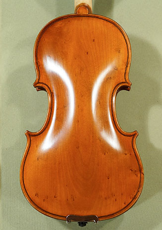 Antiqued 1/4 School \'GENIAL 1-Oil Special\' Bird\'s Eye Maple One Piece Back Violin on sale
