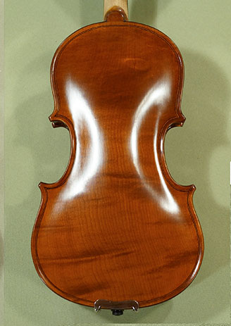 Antiqued 1/4 School \'GENIAL 1-Oil\' One Piece Back Violin on sale