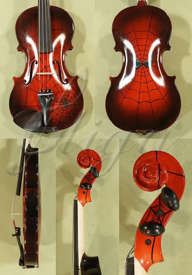 1/2 Student 'GEMS 2' Spider Violin