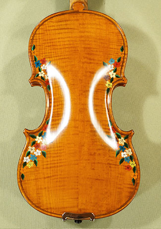 1/4 WORKSHOP 'GEMS 1' Flowers Violin on sale
