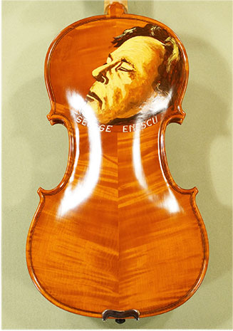 4/4 WORKSHOP \'GEMS 1\' George Enescu Violin on sale