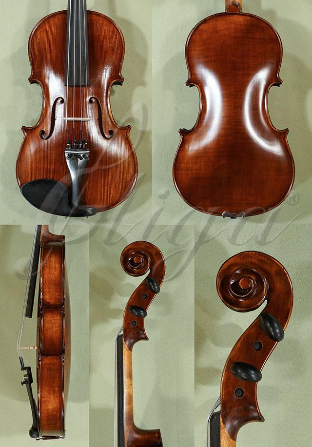"""Antiqued 15"""" School 'GENIAL 1-Oil' Viola"""
