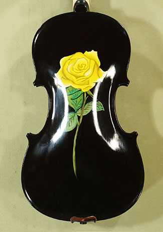 4/4 Student \'GEMS 2\' Black Rose Violin  on sale