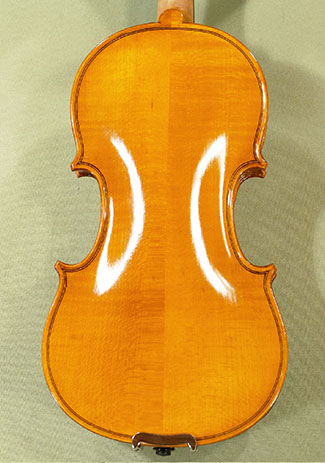 Shiny Antiqued 1/4 School 'GENIAL 1-Oil' Violin on sale