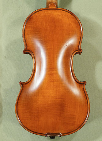 Antiqued 1/4 Student \'GEMS 2\' One Piece Back Violin