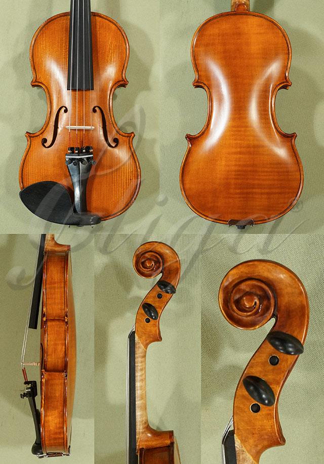 Antiqued 1/4 Student 'GEMS 2' One Piece Back Violin