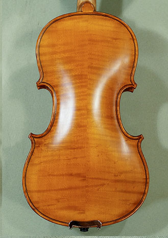 Antiqued 1/4 WORKSHOP \'GEMS 1\' Bird\'s Eye Maple Violin  on sale