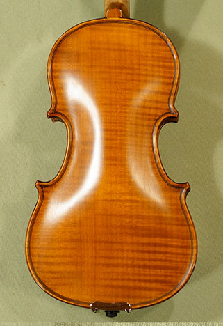 Antiqued 1/8 Student 'GEMS 2' One Piece Back Violin on sale