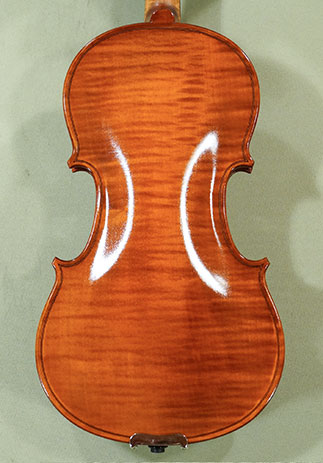 Shiny Antiqued 1/2 WORKSHOP \'GEMS 1\' One Piece Back Violin on sale