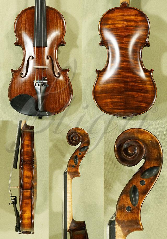 Stained Antiqued 1/4 WORKSHOP 'GEMS 1' Violin