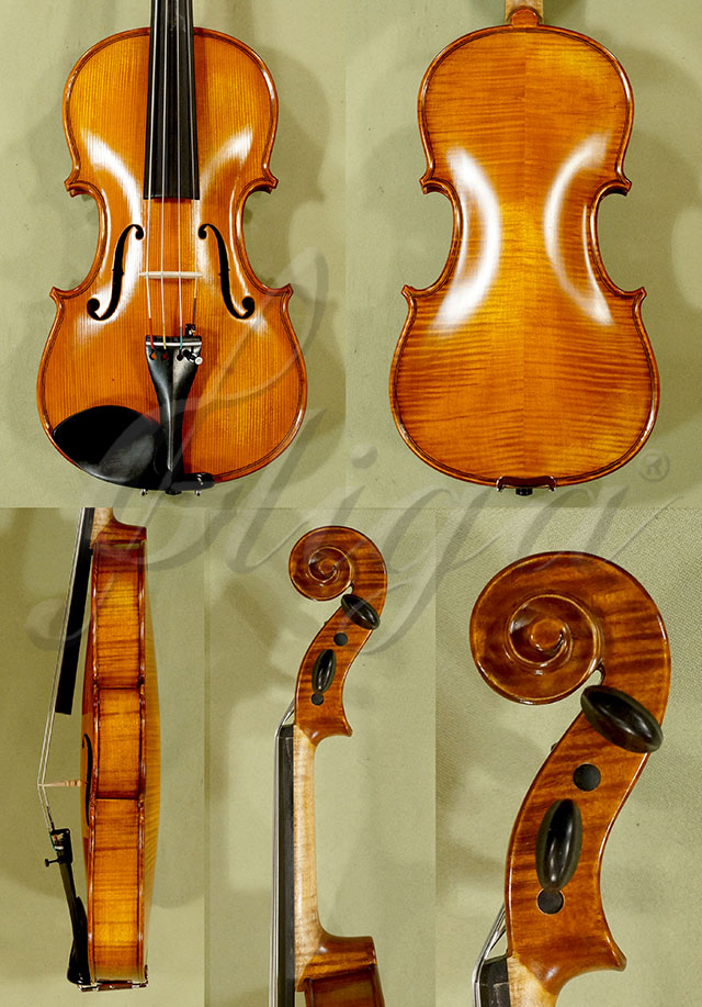 "Antiqued 13"" WORKSHOP 'GEMS 1' Viola"