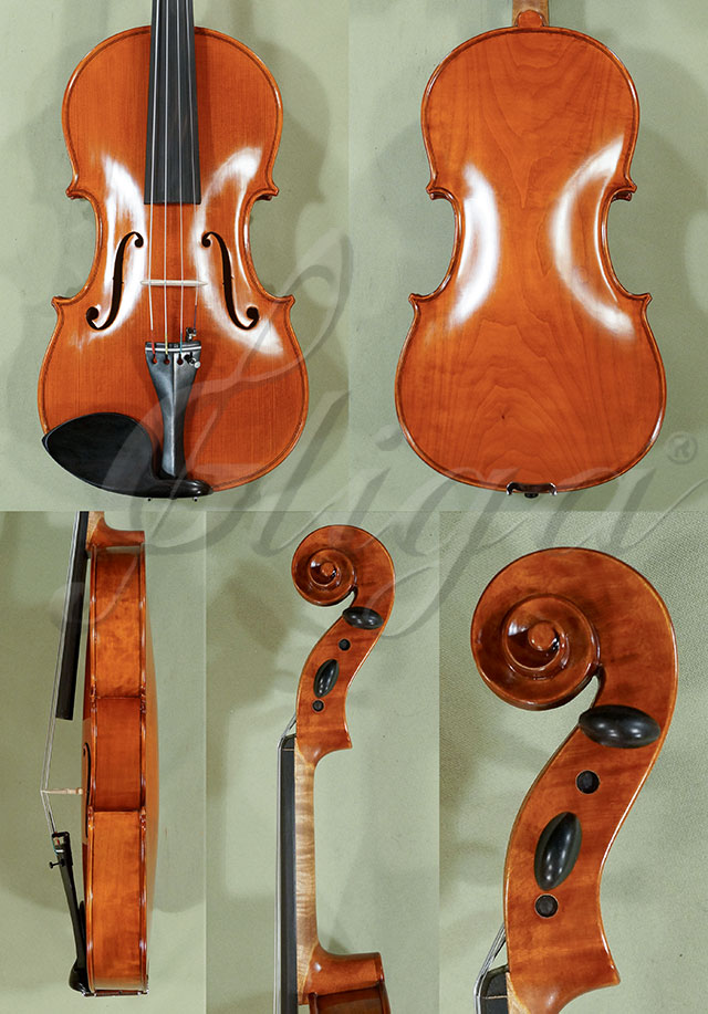 "16"" WORKSHOP 'GEMS 1' Poplar One Piece Back Viola"