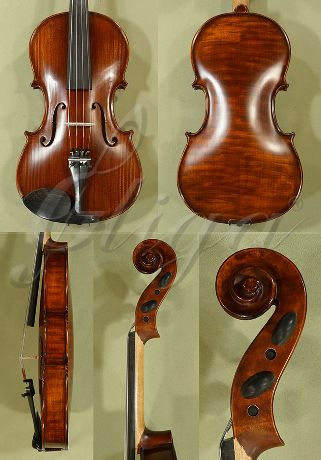 """Stained Antiqued 15.5"""" Student 'GEMS 2' Viola"""