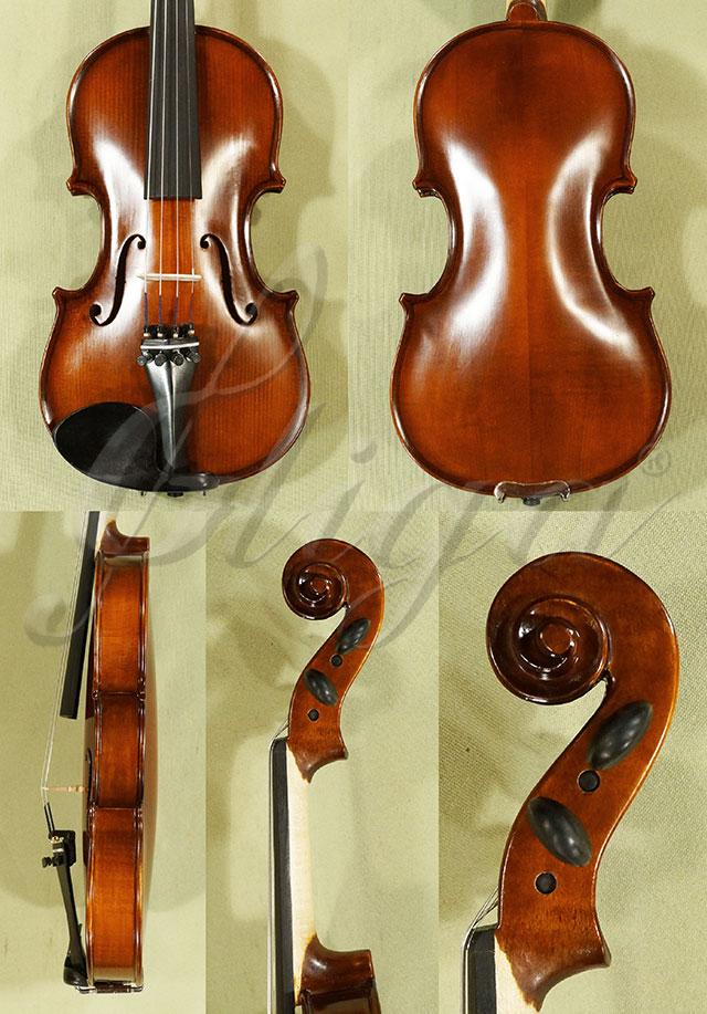 Antiqued 1/4 School 'GENIAL 1-Oil' Violin