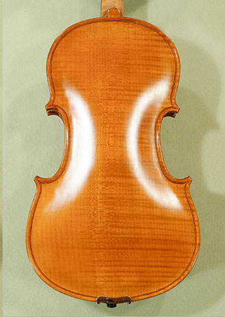 Antiqued 4/4 Student \'GEMS 2\' One Piece Back Violin \'Guarneri\'