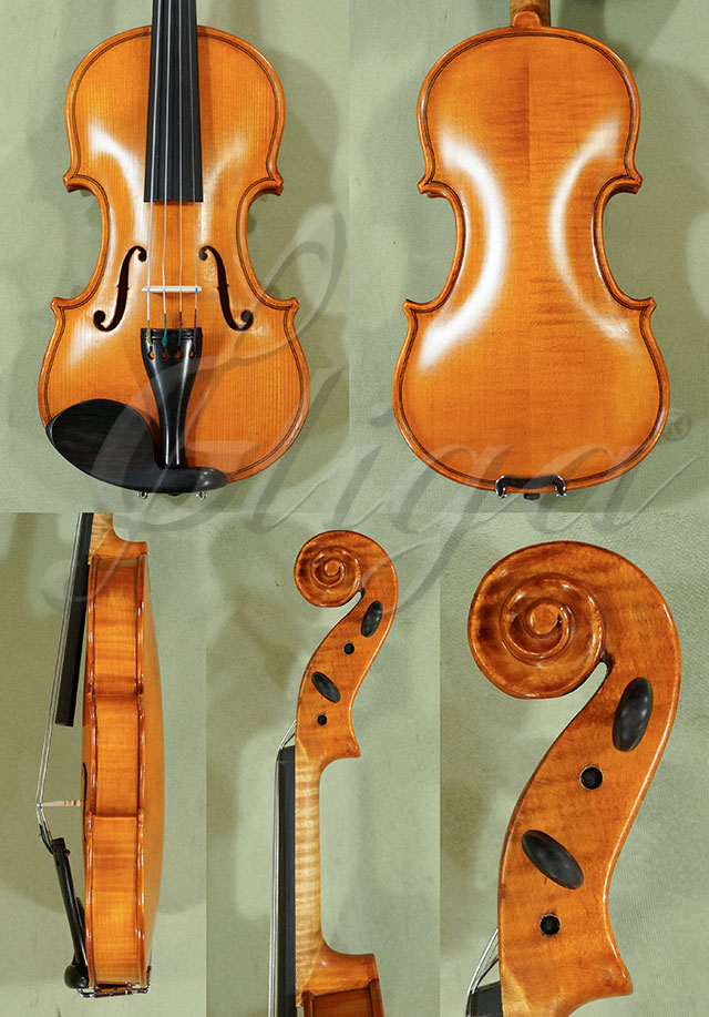 Antiqued 1/16 WORKSHOP 'GEMS 1' Violin