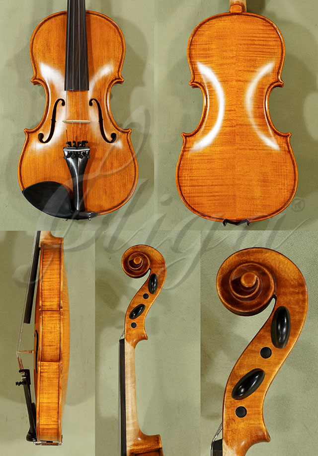 Antiqued 7/8 Student 'GEMS 2' Violin