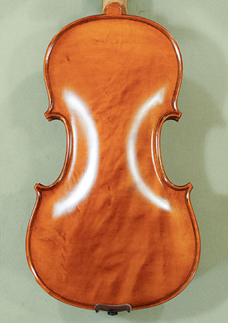 Antiqued 4/4 WORKSHOP \'GEMS 1\' Wild Maple One Piece Back Violin  on sale