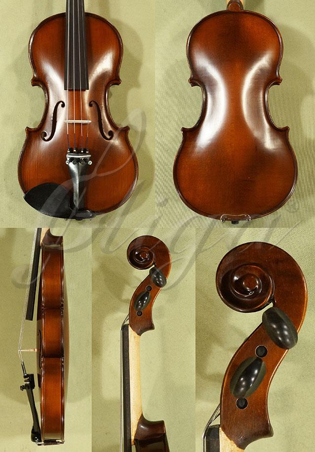Antiqued 1/2 School 'GENIAL 1-Oil' Violin