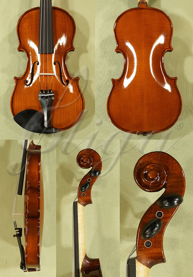 Shiny 1/2 School 'GENIAL 1-Oil' Violin