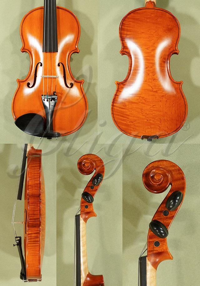 1/2 WORKSHOP 'GEMS 1' Bird's Eye Maple One Piece Back Violin