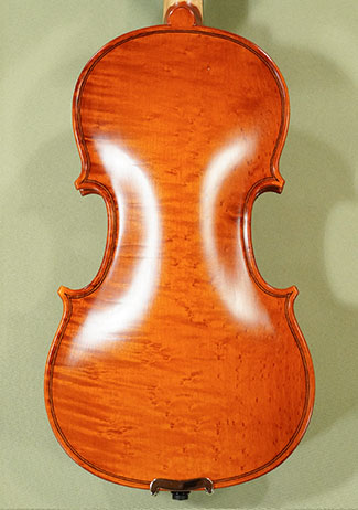 1/2 WORKSHOP 'GEMS 1' Bird's Eye Maple One Piece Back Violin on sale