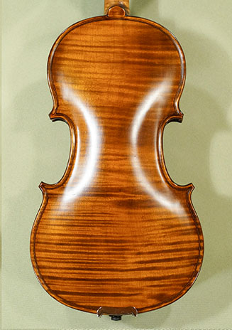 Antiqued 1/2 WORKSHOP \'GEMS 1\' One Piece Back Violin on sale