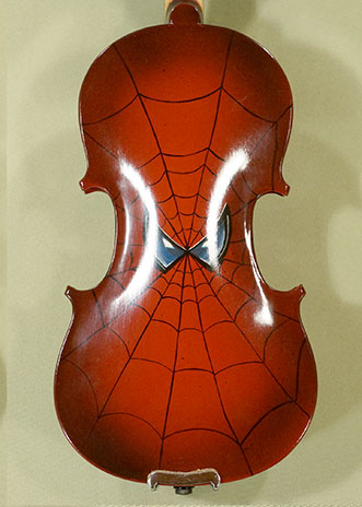 1/4 Student 'GEMS 2' Burgundy Spider Violin on sale