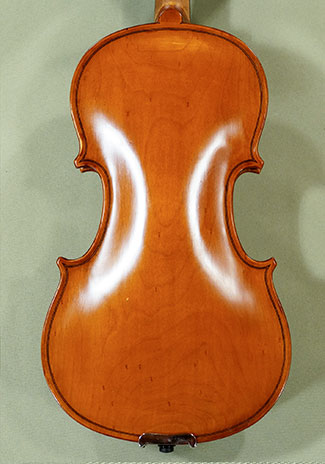 1/2 Student \'GEMS 2\' Bird\'s Eye Maple One Piece Back Violin  on sale
