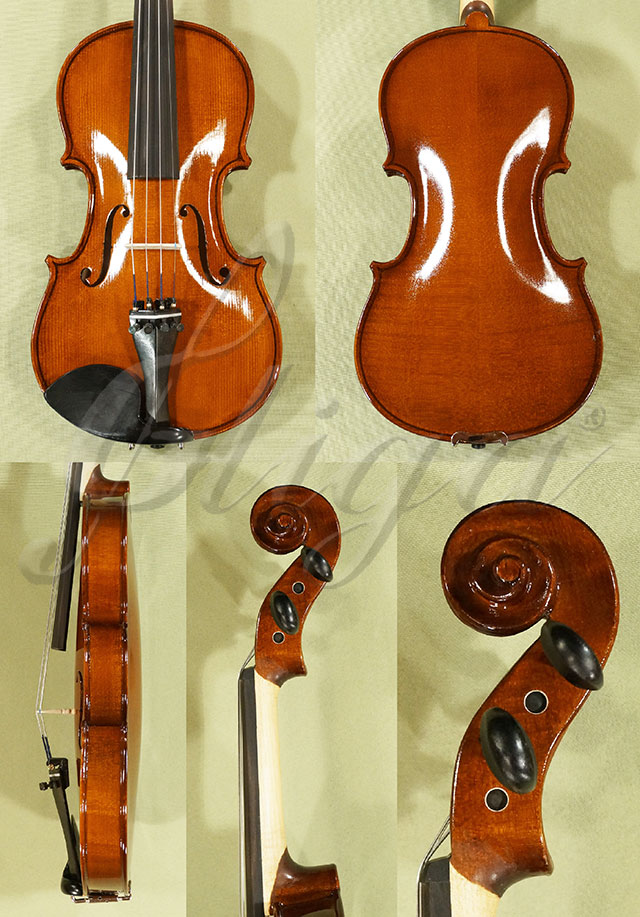 Shiny 1/2 School 'GENIAL 1-Oil' Violin