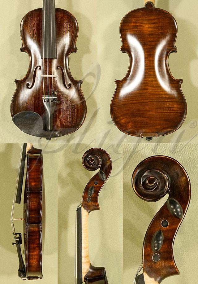 Stained Antiqued 1/8 WORKSHOP 'GEMS 1' Violin