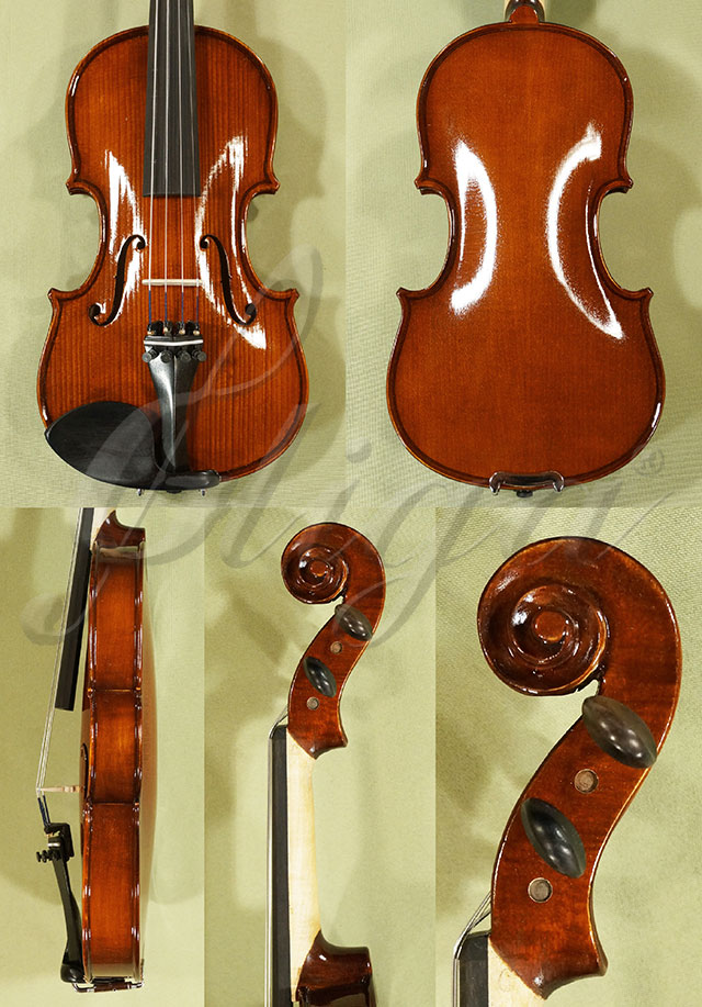 Shiny 1/4 School 'GENIAL 1-Oil' Violin