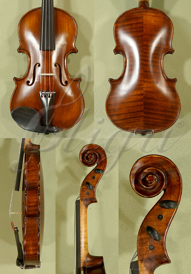 Antiqued 1/16 Student 'GEMS 2' Violin