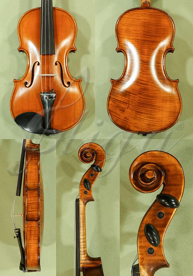 Antiqued 4/4 WORKSHOP 'GEMS 1' One Piece Back Violin
