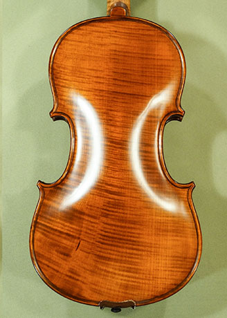 Antiqued 4/4 WORKSHOP \'GEMS 1\' One Piece Back Violin  on sale