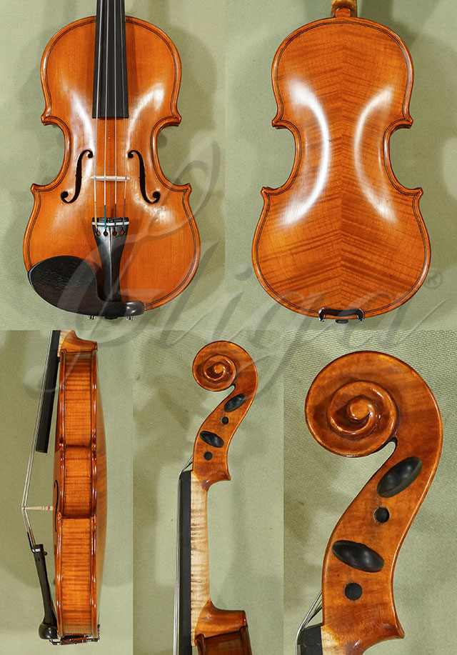 Antiqued 1/16 WORKSHOP 'GEMS 1' Violin