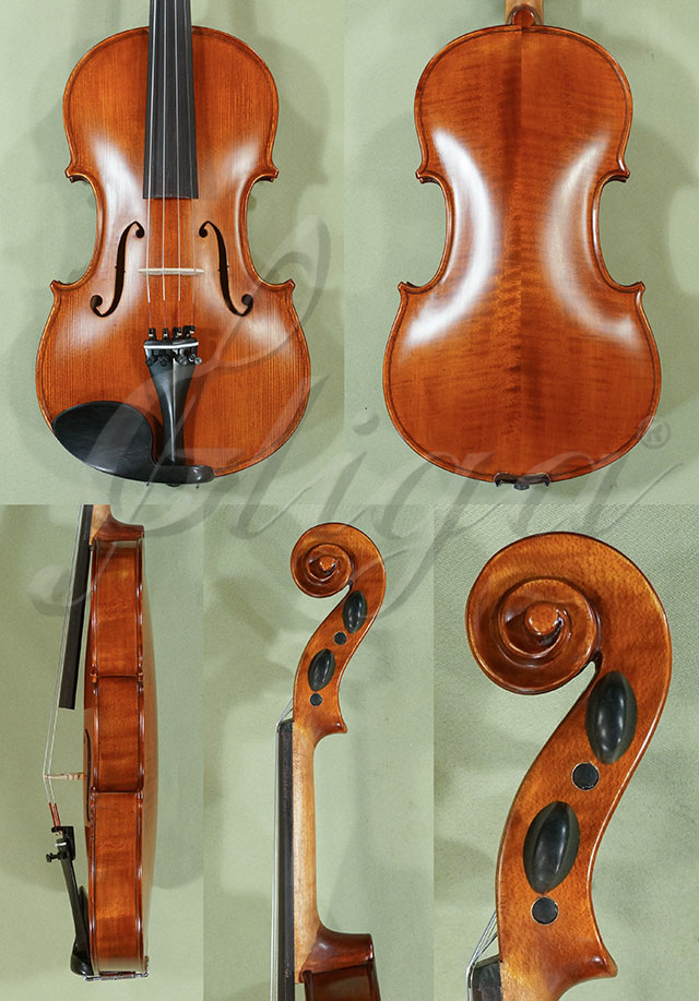 Antiqued 4/4 Student 'GEMS 2' Violin 'Guarneri'