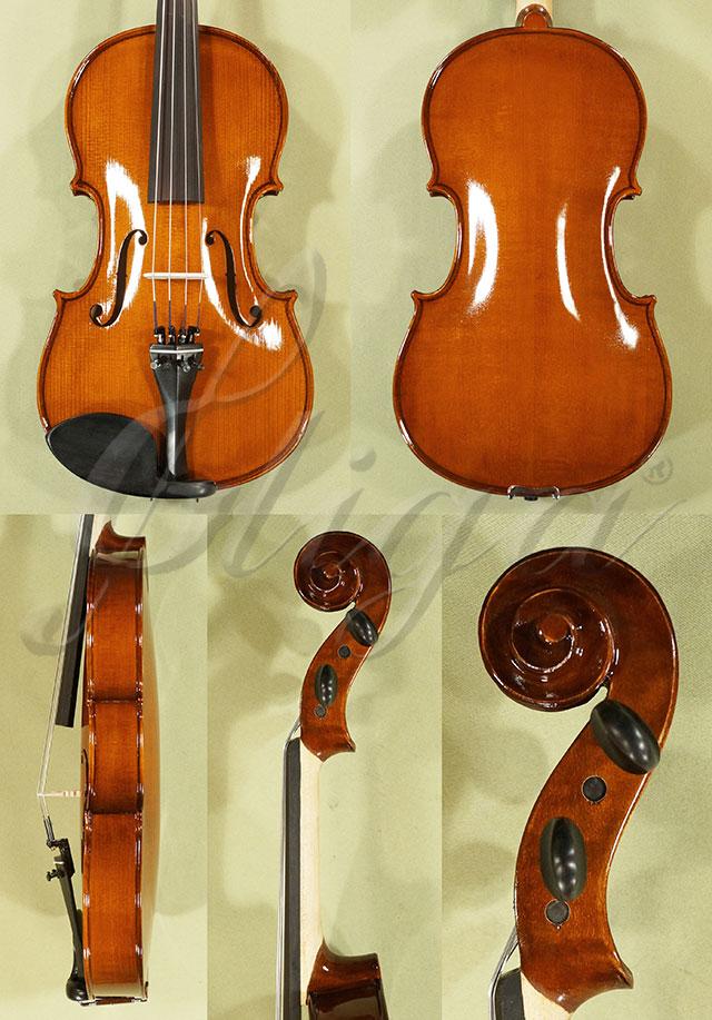 "Shiny 15.5"" School 'GENIAL 1-Oil' Viola"