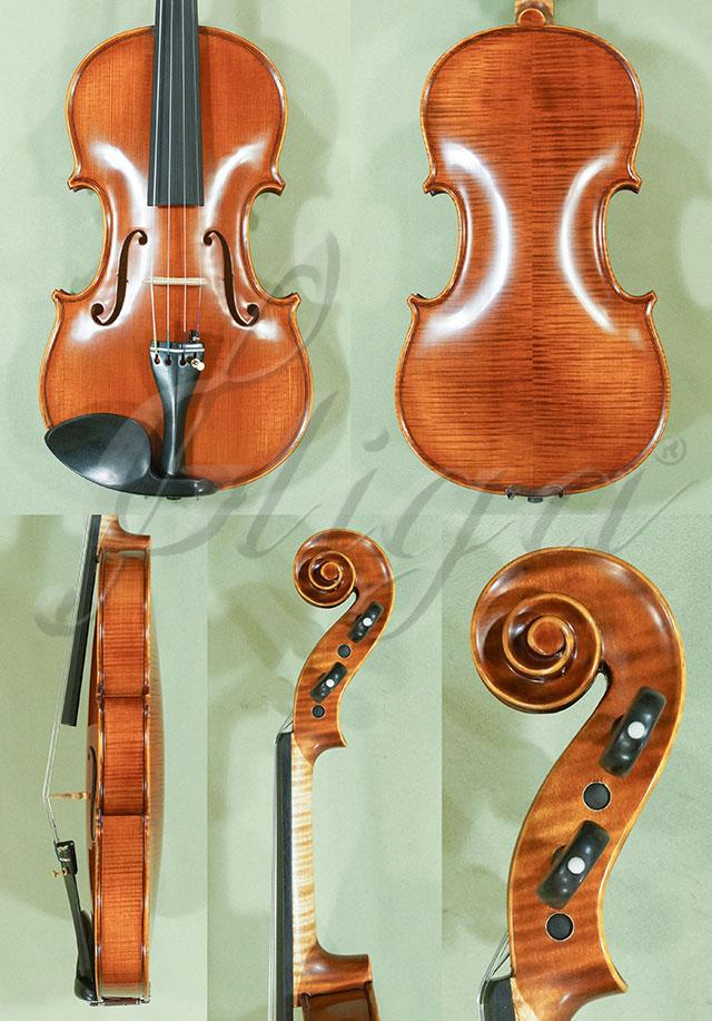 Antiqued 4/4 PROFESSIONAL 'GAMA' Violin