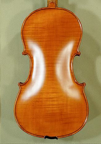 "Antiqued 16"" WORKSHOP \'GEMS 1\' One Piece Back Viola"