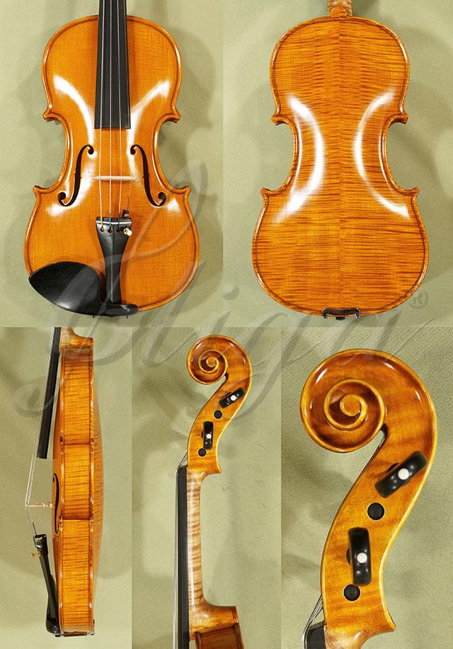 4/4 Gama Professional Handmade Violin Code C7554V