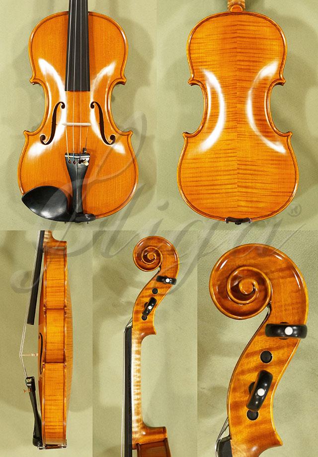 4/4 Gama Professional Handmade Violin Code C7556V