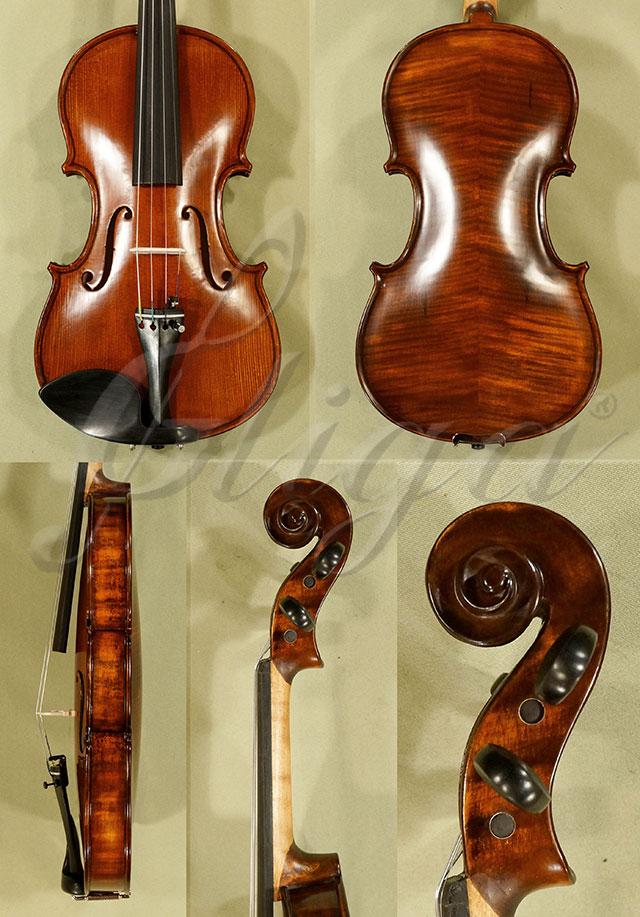 Stained Antiqued 3/4 WORKSHOP 'GEMS 1' Violin
